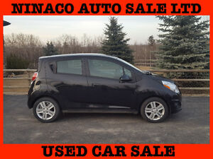 2013 Chevrolet Spark Hatchback   $7.999. ALL INCLUDED !!!