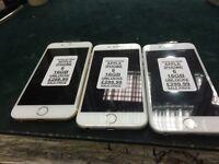 iPhone 6 16gb unlocked stock on BARGIN PRICE