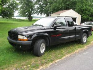 1999 Dodge Dakota sport air cruize Camionnette