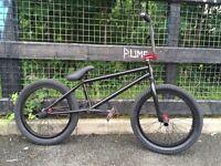 Fully custom BMX worth £1200+