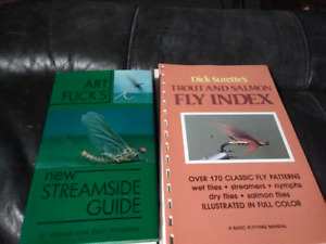 Fly fishing manuals