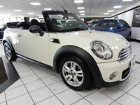 2013 62 MINI CONVERTIBLE 1.6 ONE PEPPER PK
