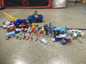 Miscellaneous Toy Cars & Transformers