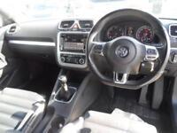 2009 VW SCIROCCO GT TDI