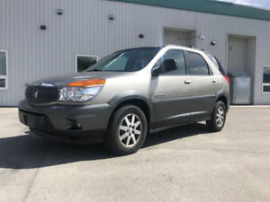 MINT SHAPE! 2002 BUICK RENDEZVOUS CX AWD