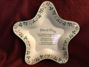 """Gift Idea """"Plate of Sharing"""""""