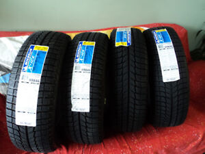195/65R15 MICHELIN Xi3 X-ice Brand NEW winter tires