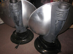 Handyman SPECIAL - 2 Presto Parabolic Heaters - NOT Heating Kitchener / Waterloo Kitchener Area image 5