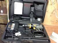 Panasonic 18v cordless drill
