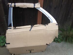 REAR Driver's Side Door Pontiac Sunfire/Chevy Cavalier 2000-05