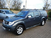 2010 Nissan Navara 2.5dCi Sat Nav Tekna / Adventura No VAT Px Welcome