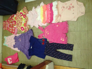 Baby  girl 6 months Simmer Clothes