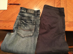 jeans and pants