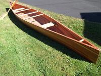 Racing Canoe