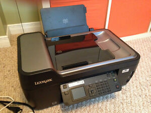 Lexmark Wifi Printer w/ Scanner