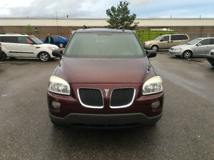 2008 Pontiac Montana.  CERTIFIED, E TESTED, WARRANTY