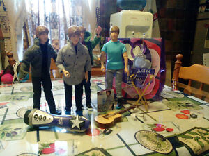 Justin Bieber Dolls etc. London Ontario image 2