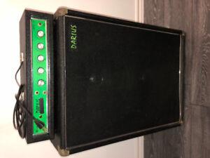 Ampli guitare vintage DARIUS