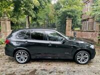 68 PLATE BMW X5 30d M SPORT AUTO xDRIVE 86,230 MILES PAN ROOF PRO NAV 20''