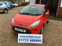 Used Ford Ka For Sale In Nottingham Nottinghamshire Gumtree