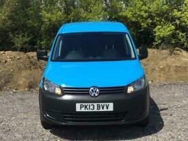 2013 Volkswagen Caddy Maxi 1.6 TDI 102PS Van MAXI ++ NO VAT ++ STUNNING CONDITIO