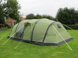Sun camp shadow Air 800 inflatable tent