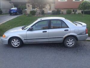 1999 Mazda Protege Sedan - AS-IS
