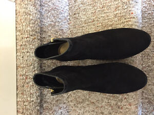 New! Anne Klein suede boots size 7.5 Just reduced!! Kitchener / Waterloo Kitchener Area image 2