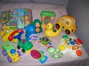lots de jouet
