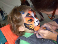 50% OFF KIDS BIRTHDAY PARTY PACKAGES FACE PAINTING, BUBBLE SHOW