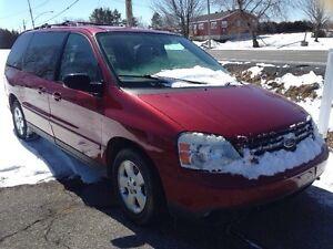 2004 Ford freestar minivan