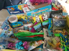 Children's Party Bag Favours