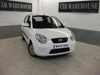 2009 Kia PICANTO 1 Manual Hatchback