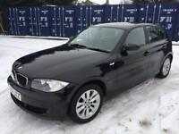 2007 BMW 116 1.6 i ES petrol manual