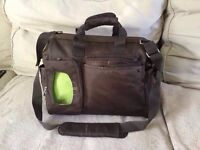 Deluxe Fisher Price Diaper Bag / sac à couches de luxe