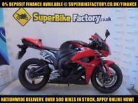 2010 10 HONDA CBR600RR RA-A 600CC 0% DEPOSIT FINANCE AVAILABLE