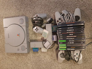 Playstation 1- Lot of miscellaneous items