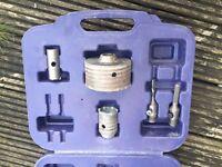 Holesaw kit