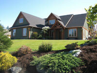 Amazing Executive Home and Property - Nanoose Bay
