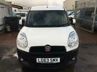 2014 Fiat Doblo 1.3 Multijet 16V SX Van Start Stop LOW MILES EX COMPANY VAN NO V