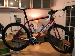 Trek Madone Project One 56cms H2