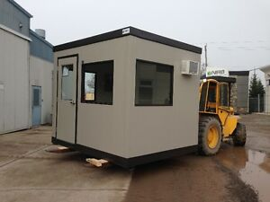 Portable In Plant Office - Relocatable Modular Building