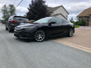 2016 Honda Civic Coupe 6 Speed