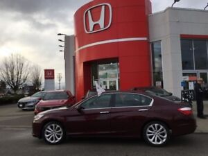 2015 Honda Accord Sedan Touring  - local - Certified - $164.50 B