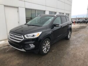 2018 Ford Escape Titanium  - Leather Seats -  Bluetooth