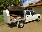 2011 holden colorado dual cab 4wd 3.0 diesel Annandale Townsville City Preview