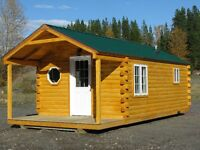 CABIN/TINY HOME FOR SALE