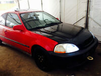 Honda Civic SI 1997