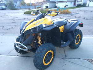 2012 Can-Am Renegade 800xxc