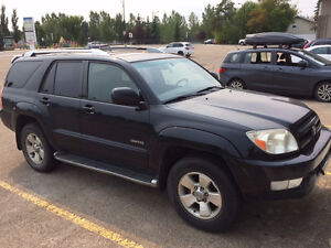 2003 Toyota 4Runner Limited, leather, V8, AWD+4WD, $7500 OBO